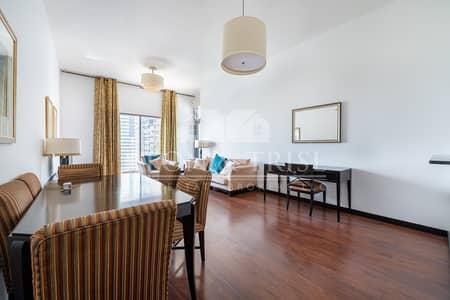 شقة 1 غرفة نوم للبيع في أبراج بحيرات الجميرا، دبي - Unfurnished   Lake View   Bright  Modern  Spacious