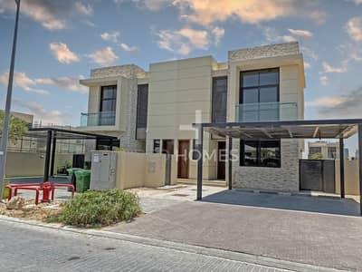 تاون هاوس 4 غرف نوم للبيع في داماك هيلز (أكويا من داماك)، دبي - Fantastic 4 bed THL-A Semi Detached Flora