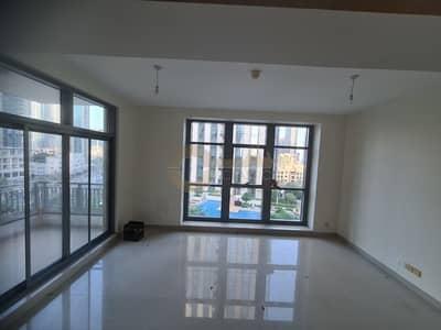 شقة 2 غرفة نوم للايجار في وسط مدينة دبي، دبي - Pool & Boulevard view | Spacious | 2Bed