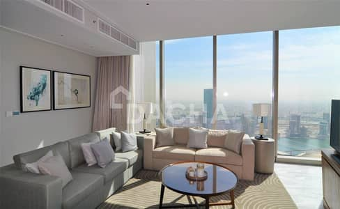 2 Bedroom Apartment for Sale in Downtown Dubai, Dubai - Luxury building / Brand New / High Floor