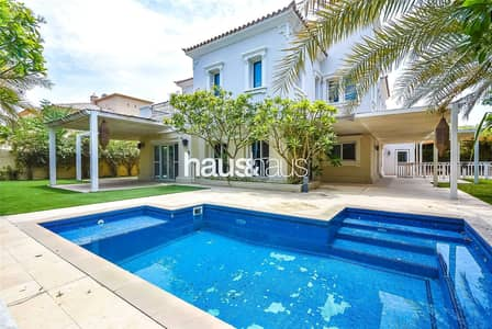 4 Bedroom Villa for Rent in Arabian Ranches, Dubai - Upgraded and Extended   Private pool   Type B1