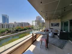 Largest 1br Study Spacious terrace  Lake View