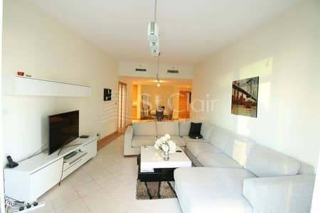 Furnished 1 BR in Marina View Good Price