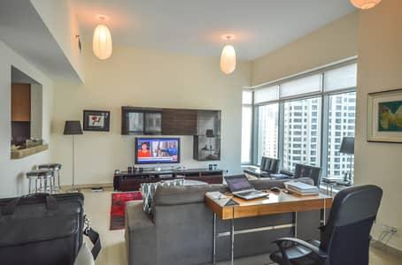 2 Bedroom Penthouse for Sale in Dubai Marina, Dubai - 2 BR Penthouse|Sea