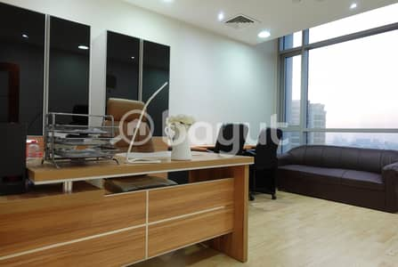Office for Rent in Bur Dubai, Dubai - FULLY SERVICED OFFICES | AED 17K - AED 40K | DED APPROVED EJARI | FREE PARKING | DIRECT FROM OWNER