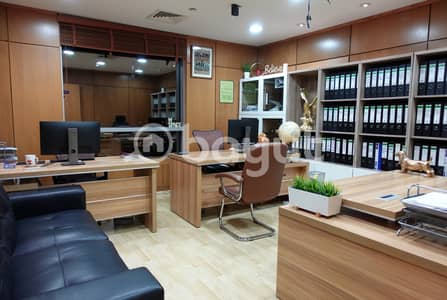Office for Rent in Bur Dubai, Dubai - WELL FURNISHED PREMIUM OFFICES WITH EJARI | AL MUSALLA TOWERS | FREE PARKING | DIRECT FROM OWNER