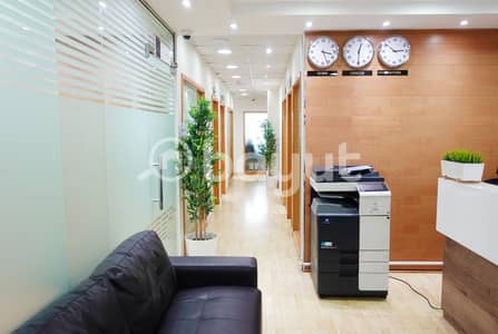 Office for Rent in Bur Dubai, Dubai - DED APPROVED EJARI | VIRTUAL OFFICE FOR NEW LICENSE/RENEWAL |LABOUR QUOTA APPROVAL| BANK INSPECTIONS
