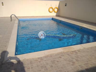 2 Bedroom Apartment for Rent in Al Warqaa, Dubai - 2 BHK Neat and Clean Apartment  Road View And Gym & Pool Facilities