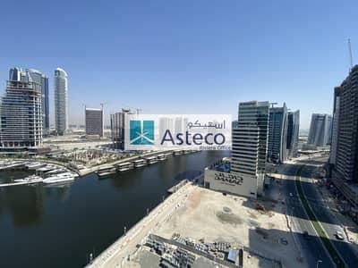 شقة 2 غرفة نوم للايجار في الخليج التجاري، دبي - 60 DAYS FREE  UNIQUE 2bhk WATER canal VIEW