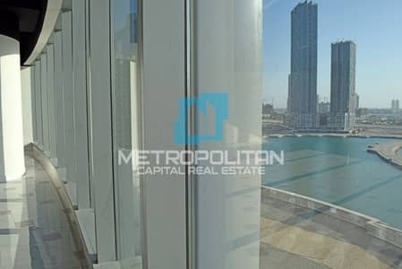 Office for Sale in Al Reem Island, Abu Dhabi - Fitted Workspace | High Floor| Prime Location