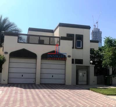 فیلا 5 غرف نوم للايجار في جميرا بارك، دبي - Coming Soon!  Corner Villa 5 Bed+M Regional Large