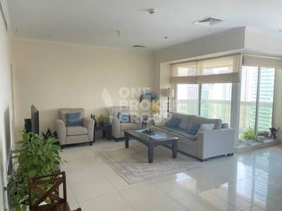 3 Bedroom Apartment for Sale in Jumeirah Lake Towers (JLT), Dubai - High Floor / Stunning View / Superbly Maintained