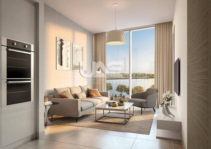 NEW LAUNCH - 50% DLD WAIVER - BEST PRICES - WATERFRONT APARTMENTS