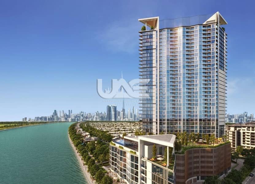 2 NEW LAUNCH - 50% DLD WAIVER - BEST PRICES - WATERFRONT APARTMENTS