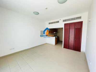 Studio for Rent in Dubai Sports City, Dubai - Partilal golf view Unfurnished Studio in Ice hockey 20k