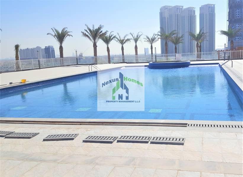 2 Spacious 2 BR Apartment Plus Maids in Al Reem Island