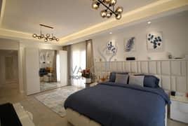 Fully Upgraded   4 Bedroom + Maid Villa    Customized Unique Villa