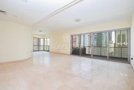 شقة 3 غرف نوم للايجار في شارع الشيخ زايد، دبي - Spacious 3BR+Maids/R | Chiller Free | Near Metro