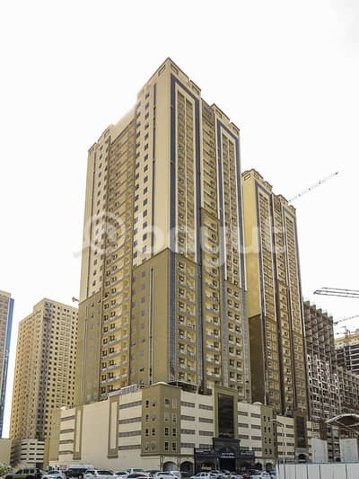 2 Bedroom Flat for Sale in Emirates City, Ajman - Brand-new Building & Apartment. . . ! Two Bedrooms for Sale in Emirates City Ajman. . . !