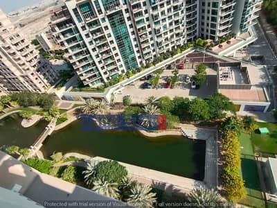 شقة 1 غرفة نوم للايجار في ذا فيوز، دبي - AVAILABLE II ON II 18th JULY 1 BED II REAR UNIT II