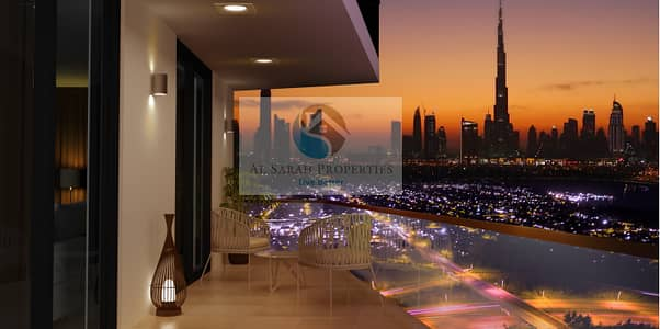 فلیٹ 2 غرفة نوم للبيع في الجداف، دبي - Spacious 2 BR With Creek Side View
