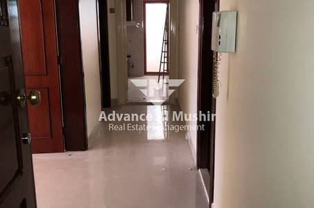 Spacious 2BHK+2BATH Apartment in Khalidiya near Shinning Tower for 65K!