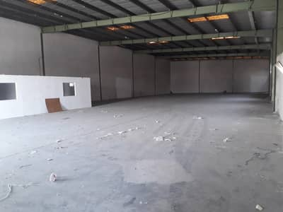 Warehouse for Rent in Industrial Area, Sharjah - 10000 sqft road facing at lowest Rent !!