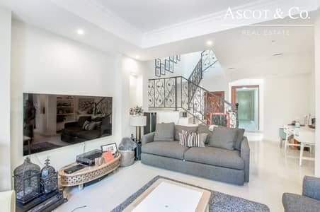 فیلا 3 غرف نوم للبيع في البحيرات، دبي - Exclusive |  BM | Next to the Club house