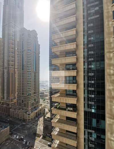 فلیٹ 1 غرفة نوم للايجار في دبي مارينا، دبي - Vacant | High Floor | With Appliances