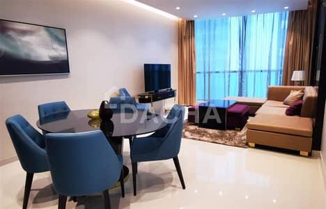 شقة 3 غرف نوم للايجار في وسط مدينة دبي، دبي - Luxury living / Fully Furnished / Balcony and 2 parking spots