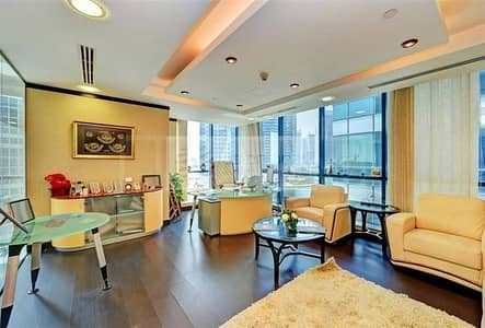 Fully Furnished Office | Vacant on Transfer