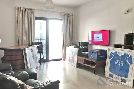1 Bedroom Flat for Rent in Town Square, Dubai - Great Location | One Bedroom | Huge Balcony