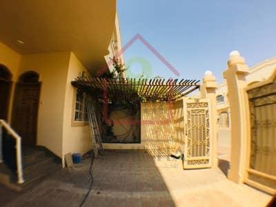 فیلا 5 غرف نوم للايجار في السدرة، العین - It's a high quality compound villa with 2 balconies