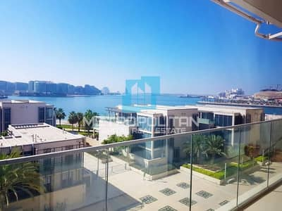 4 Bedroom Penthouse for Sale in Al Raha Beach, Abu Dhabi - Fabulous Penthouse| Full Sea View |Unique Layout
