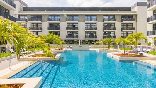 فلیٹ 1 غرفة نوم للايجار في قرية جميرا الدائرية، دبي - Modern Design | 1BR | Unfurnished | Pool View