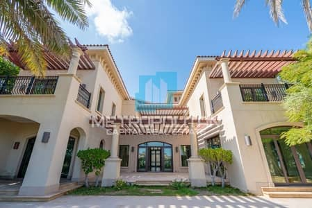 فیلا 4 غرف نوم للبيع في جزيرة السعديات، أبوظبي - Beach View| Fascinating Beach Villa| Private Pool