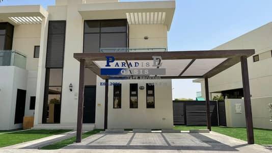 فیلا 3 غرف نوم للايجار في داماك هيلز (أكويا من داماك)، دبي - 3 BR+M w Grass    Middle THM   Near Park