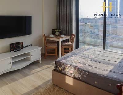 استوديو  للايجار في قرية جميرا الدائرية، دبي - Spacious  Studio with Balcony  Chiller Free