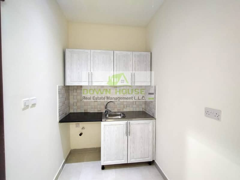 2 Great Deal Huge Studio for Rent in Khalifa City A
