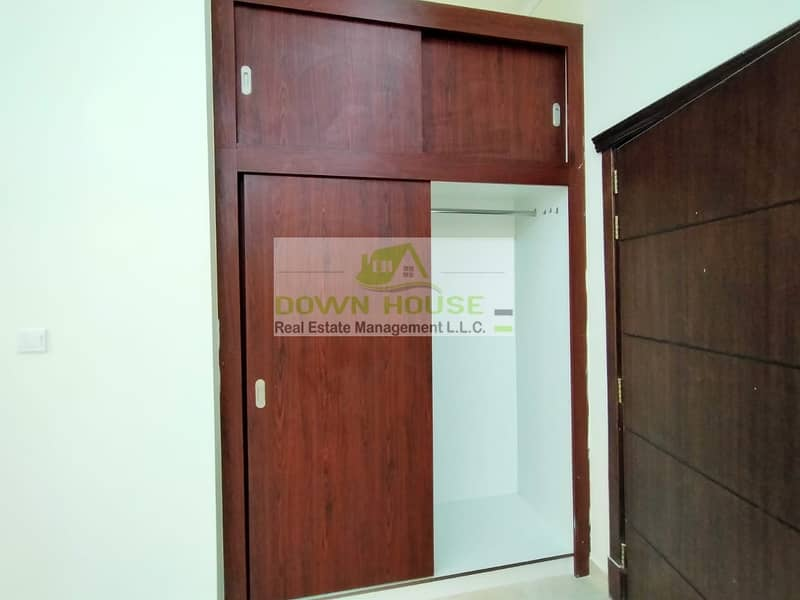8 Great Deal Huge Studio for Rent in Khalifa City A