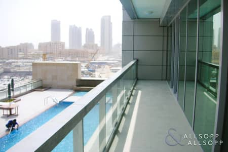 2 Bedroom Flat for Rent in Downtown Dubai, Dubai - 2 Bedrooms   Exclusive   Large Balcony