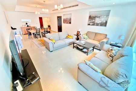 فلیٹ 3 غرف نوم للبيع في دبي مارينا، دبي - Exclusive   Vacant on Transfer   3