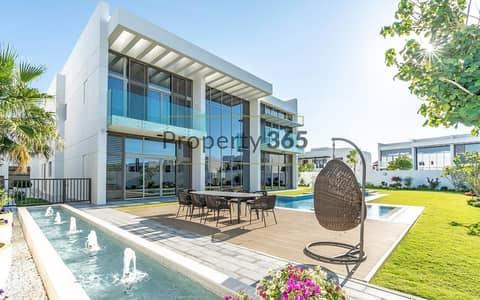 فیلا 6 غرف نوم للايجار في مدينة محمد بن راشد، دبي - PREMIUM LOCATION STUNNING 6 BR VILLA CONTEMPORARY STYLE. RARE TO FIND.