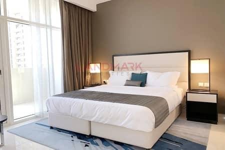 فلیٹ 1 غرفة نوم للايجار في قرية جميرا الدائرية، دبي - Brand New l Spacious Layout 1BR l Fully Furnished Pool View