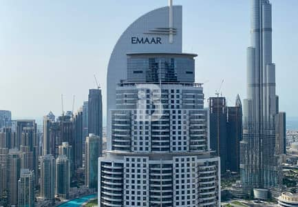 Brand New| 3BR+Maid| Burj and Fountain View