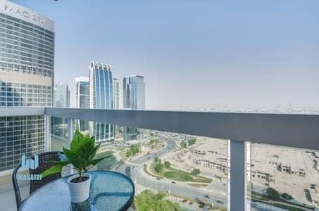 شقة 1 غرفة نوم للايجار في أبراج بحيرات الجميرا، دبي - 1 BHK | FULLY FURNISHED | GREAT LIGHTING