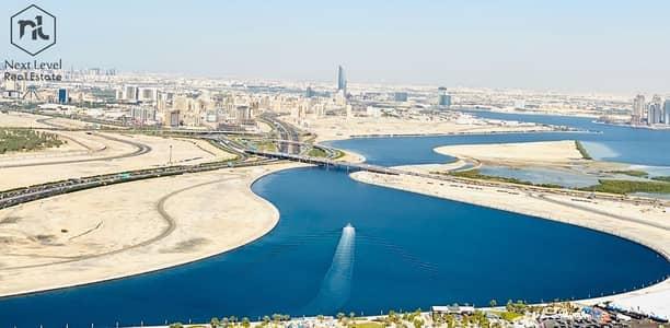 فلیٹ 3 غرف نوم للايجار في الخليج التجاري، دبي - Fully Furnished | Amazing View  | High Floor | 3 Bedroom