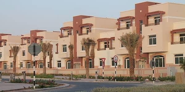 استوديو  للبيع في الغدیر، أبوظبي - Own a Spacious Terrace Studio Apartment for 320k