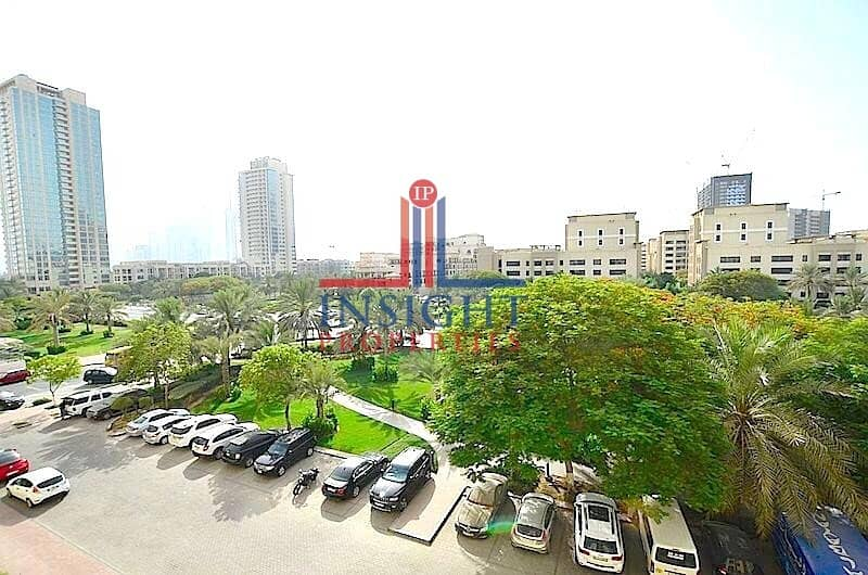 GREENS   FURNISHED 1BR   CLOSE TO CHOITRAMS