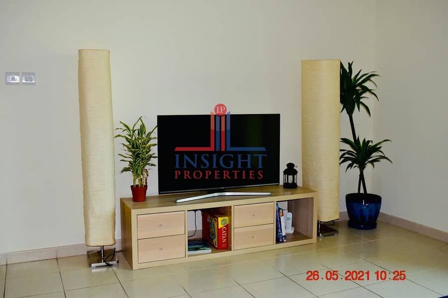 2 GREENS   FURNISHED 1BR   CLOSE TO CHOITRAMS
